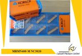 Korloy Mrmn200-M  Nc3020 맷돌로 가는 공구 탄화물 삽입을%s 맷돌로 가는 삽입
