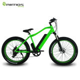 36 bicicleta eléctrica de la nieve gorda de la E-Bici de V 26 '