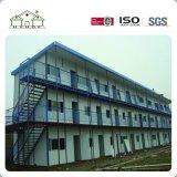 China prefabricó los hogares hotel prefabricado y casa prefabricada barata de Vila para la venta