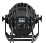 Projecteur léger imperméable à l'eau UV IP65 d'étape légère de PARITÉ de la haute énergie 18*18W 6in1 Rgbaw DEL pour l'usager d'événement du DJ