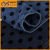 tela tejida hecha punto 10OZ del dril de algodón para los pantalones vaqueros y el sobretodo
