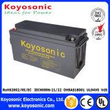 La meilleure batterie pour la batterie profonde solaire solaire de gel de cycle du système d'alimentation 12V 90ah