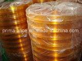 Tende della striscia del PVC con il lato costolato e regolare