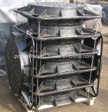 모래 주물 연성이 있는 철 또는 무쇠 맨홀 뚜껑 En124