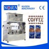 Máquina de peso automático das estações de Nuoen quatro da alta qualidade para a embalagem do café