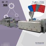 De Machine van de Extruder van de Tegel van het Bamboe van pvc ASA PMMA