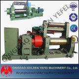 Máquina aberta Xk-710 do moinho de mistura da borracha de dois rolos