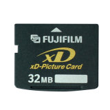 Fujifilm Camera Storage Memory 32MB Xd-Picture Card Flash-Speicher Xd Picture Card