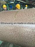 Panneau en acier d'impression de couleur pour la structure métallique