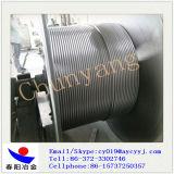 中国の農産物Casiはワイヤー/Casiの合金によって芯を取られたワイヤーSi55-60 Ca25-30の芯を取った