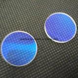 Ультракрасное кристаллический круглое Baf2/квадратное Windows