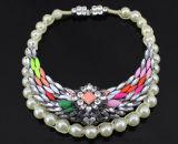 Ожерелье свитера ожерелья ювелирных изделий перлы ожерелья крыла орла большое (крыло орла TP-118)