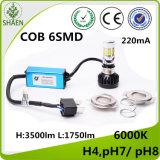 LED 기관자전차 헤드라이트 35W 3500lm