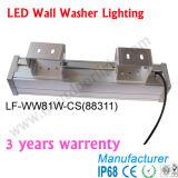 arandelas para DMX, luz direccionable 88311 27X3 de la pared de 81W RGB de la arandela de la pared de Madrix