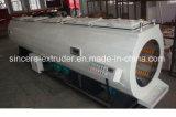 PVC CPVC UPVC Doublage de câbles Filetage de tuyaux Ligne de production Usine d'extrusion de tuyau d'évacuation d'eau Usine 12mm 50mm 110mm 200mm 630mm 800mm