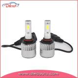 40000lm H7 PFEILER LED Scheinwerfer Coversation Installationssatz