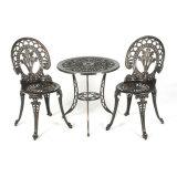 شرفة أثاث لازم خارجيّة [بيسترو] كرسي تثبيت ألومنيوم/[كست لومينوم] كرسي تثبيت/يزيّن معدن أثاث لازم [هوليدي رسرت] مطعم كرسي تثبيت