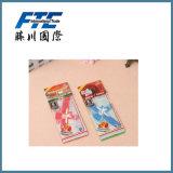 Custom Hanging Paper Car Air Freshener com fragrância de longa duração