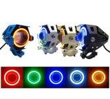 U7 50W CREE LED Motocicleta Faro