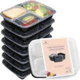 Пластичный вакуум формируя пластичный устранимый контейнер еды микроволны