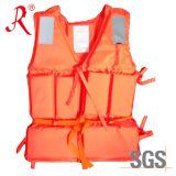 Плавая спасательный жилет с пеной (QF-007)