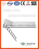 Prancha do andaime do Sistema-Alumínio do andaime de Ringlock