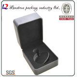 Het houten Vakje van de Verpakking van de Vertoning van de Gift van de Verpakking van het Horloge van het Geval van de Opslag van het Horloge van het Document van het Leer van het Fluweel van het Vakje van het Horloge Verpakkende (YS93)