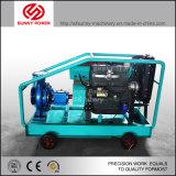 Sprecifications da bomba de água Diesel para a irrigação com caso da prova do reboque/tempo