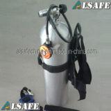 専門の水中スキューバタンク圧力