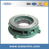 Flange Ductile do ferro de molde da reprodução Ggg50 da fundição de China