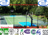 Environmentally Friendly Synthetic Suspended Basketball Flooring