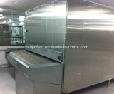 Фабрика сразу поставляет замораживатель тоннеля быстро для пищевой промышленности