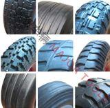 PU Foam Tire Plastic Rim Stair-Climbing Trolley Wheel with Steel Frame