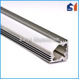 Perfiles de aluminio de la protuberancia de la alta calidad para la luz del LED usada