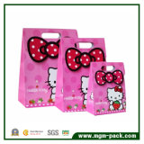 Bolso de papel / bolso del regalo / bolso de papel de Hello Kitty