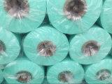 Envoltório da bala da película do envoltório da ensilagem do verde 750mm para Ireland