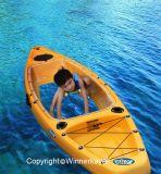 Sente-se única no topo inferior Kayak Transparente (VUE-2)