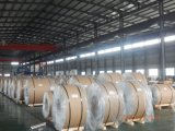 Laminado en caliente y laminó AA5754 la bobina de aluminio Ho/H24/H22