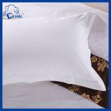 多または綿の明白で白い寝具はセットする(QIHSD9906678)