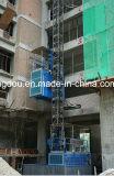 Fabricante de elevador de passageiros de construção para elevação de materiais e pessoal