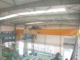 Grúa de puente móvil eléctrica de la viga doble de la viga 10 toneladas