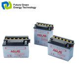 Leitungskabel-saure Motorrad-Batterie AGM-12V4ah