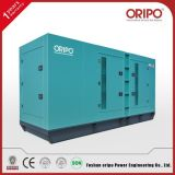 stille Diesel 400kVA/350kw Oripo Generator met Motor Shangchai