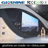 HD屋内防水HDの広告の段階の会合の掲示板LEDの壁(4.8)