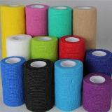 Selbstklebender elastischer Wegwerfverband der Anwendung des Schutzes