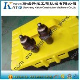 Picareta da estaca da construção de estradas da ferramenta de carboneto Cm65