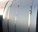 Heiße eingetauchte galvanisierte Checkered Blatt-Platte