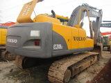 使用されたVolvo Ec210blcのクローラー掘削機Fofの販売
