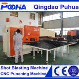 24/32 de máquina de perfuração mecânica da torreta do CNC das estações AMD-357