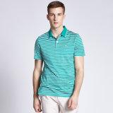 Polo à manches courtes pas cher à la mode pour hommes